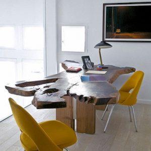 Walnut Dining Table Desk
